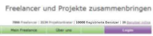 Ein Meilenstein: 10.000 Freelance.de Mitglieder