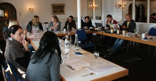 Freelance.de Blog - Workshop auf der Schliersberg Alm