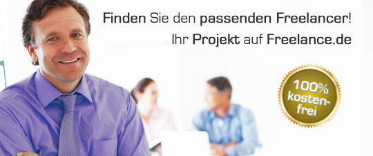 Projekte auf Freelance.de