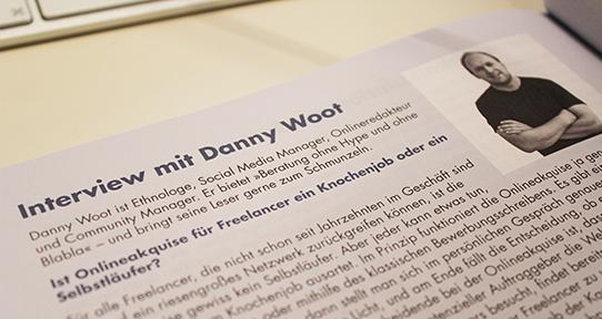 Das Buch zur Jobsuche - Interview mit Danny Woot