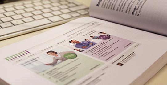 Das Buch zur Jobsuche und Freelance.de