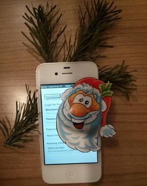 Weihnachten bei Freelance.de