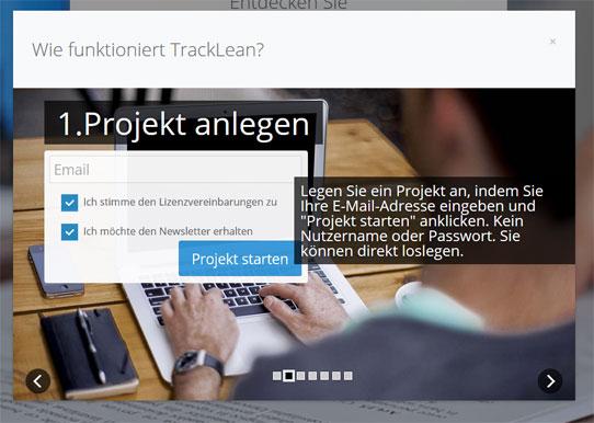 tracklean
