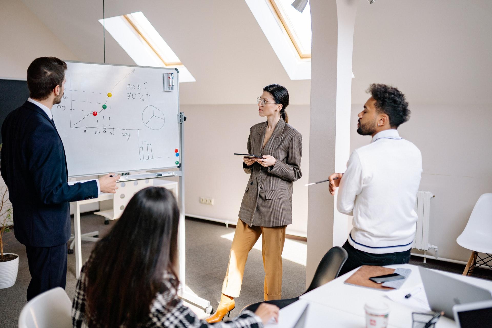 mögliche Strukturierungen im Unternehmen
