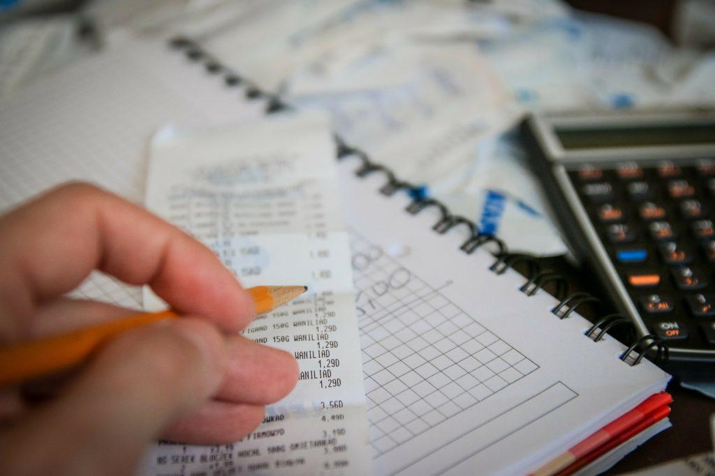 abschreiben bei der Steuererklärung