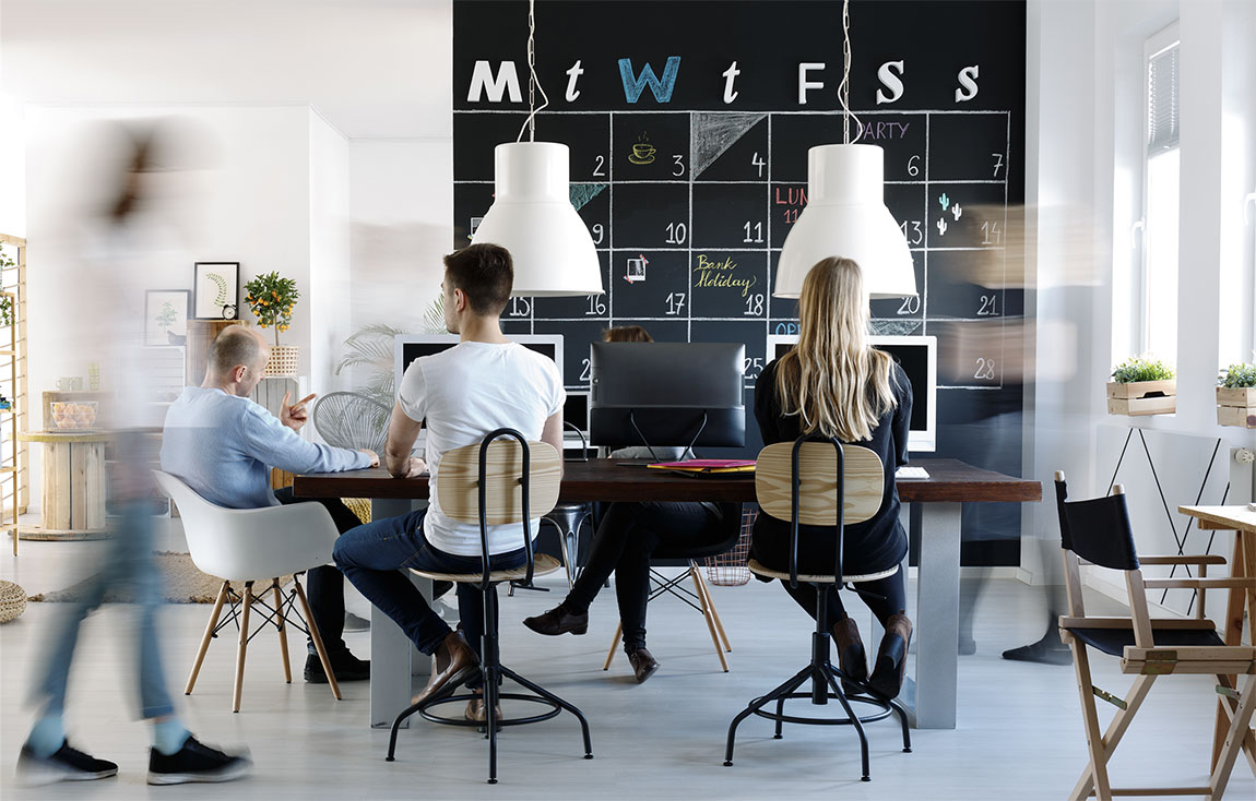 Coworkingspaces mit shareDnC