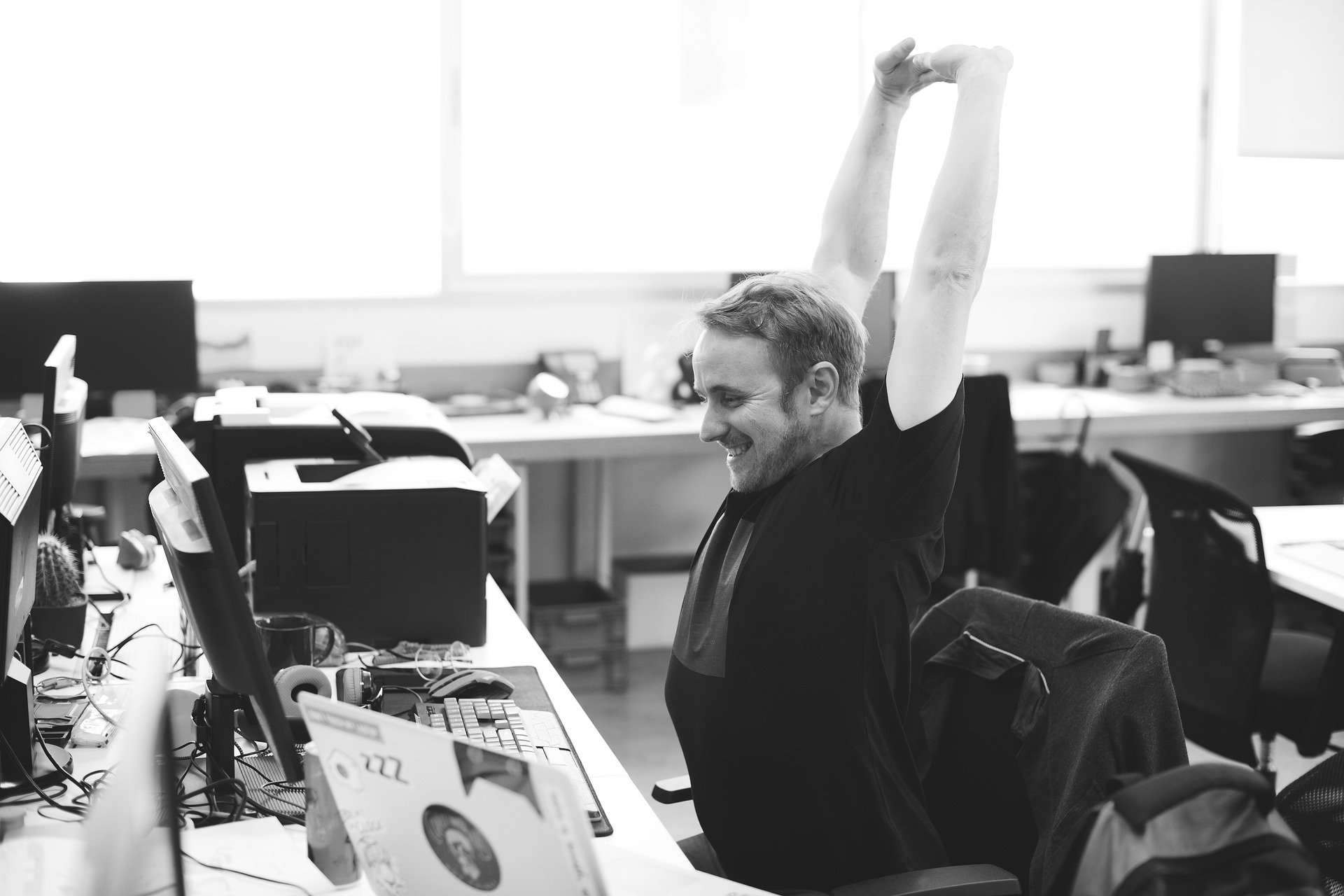 stress und work-life-balance
