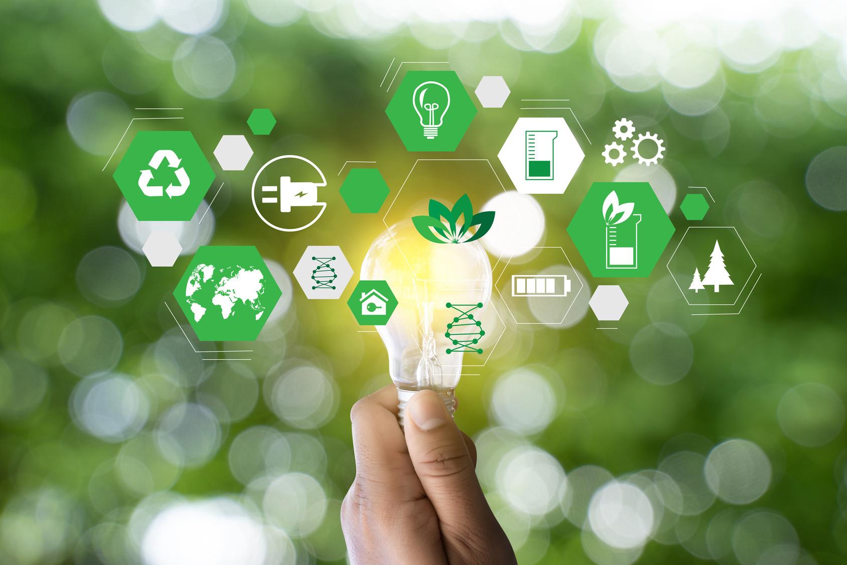 Nachhaltiger Büroalltag