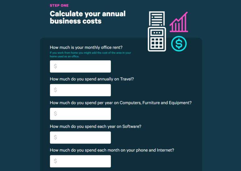 Calculator Freelancer