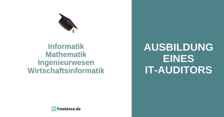 Aufgaben IT-Auditor