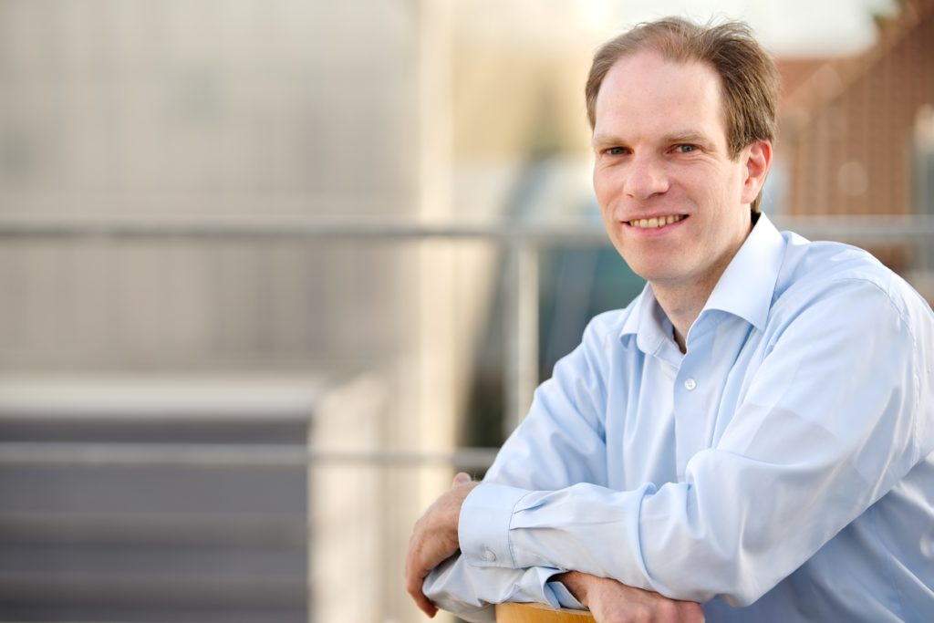 Java Entwickler Michael Hauck