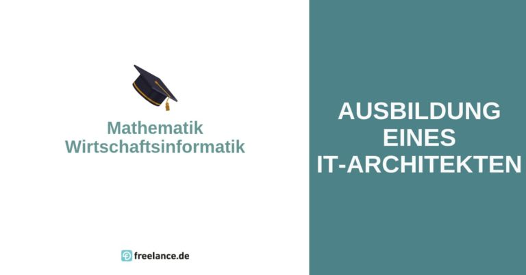 Ausbildung IT-Architekt