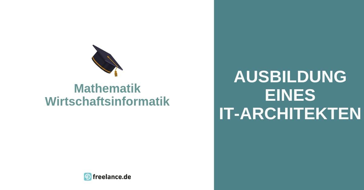 Ausbildung IT-Architekt