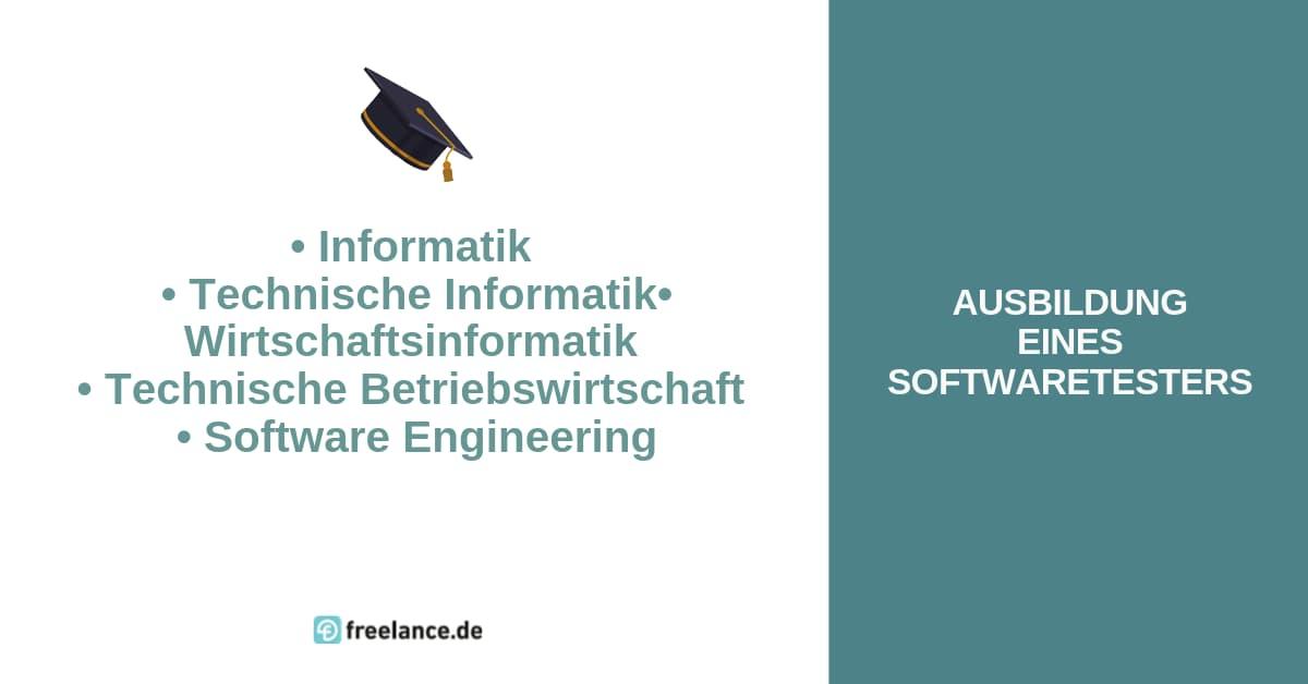 Ausbildung Softwaretester