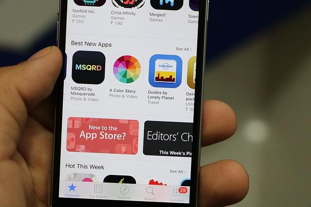 was ist ein app store