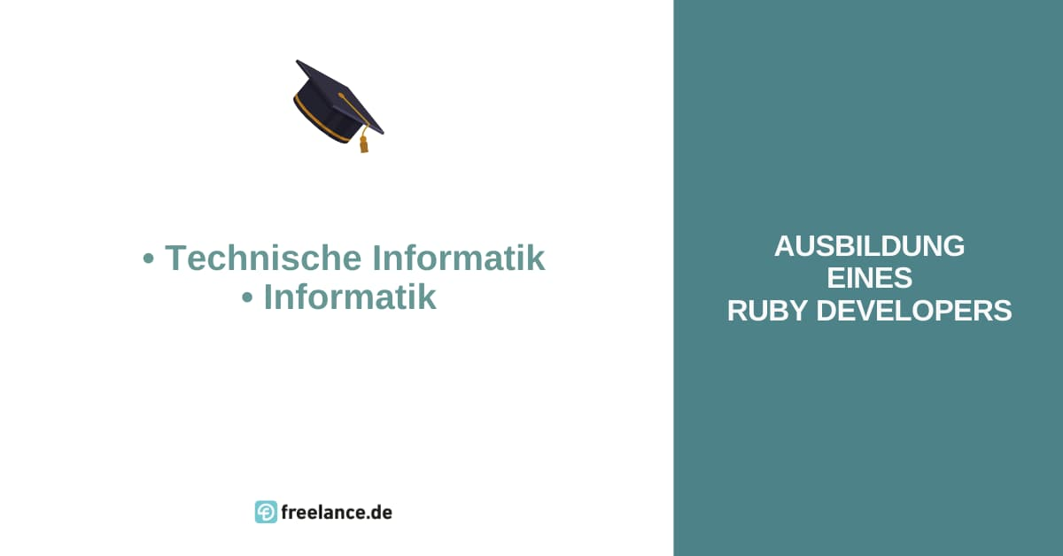 Ausbildung Ruby Developer