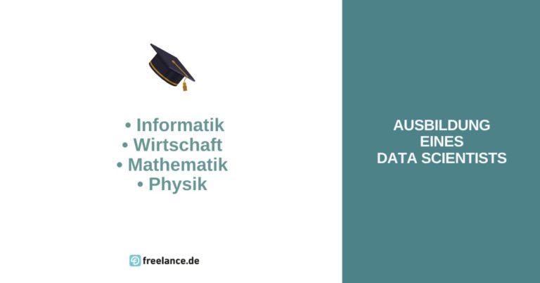 Ausbildung Data Scientist