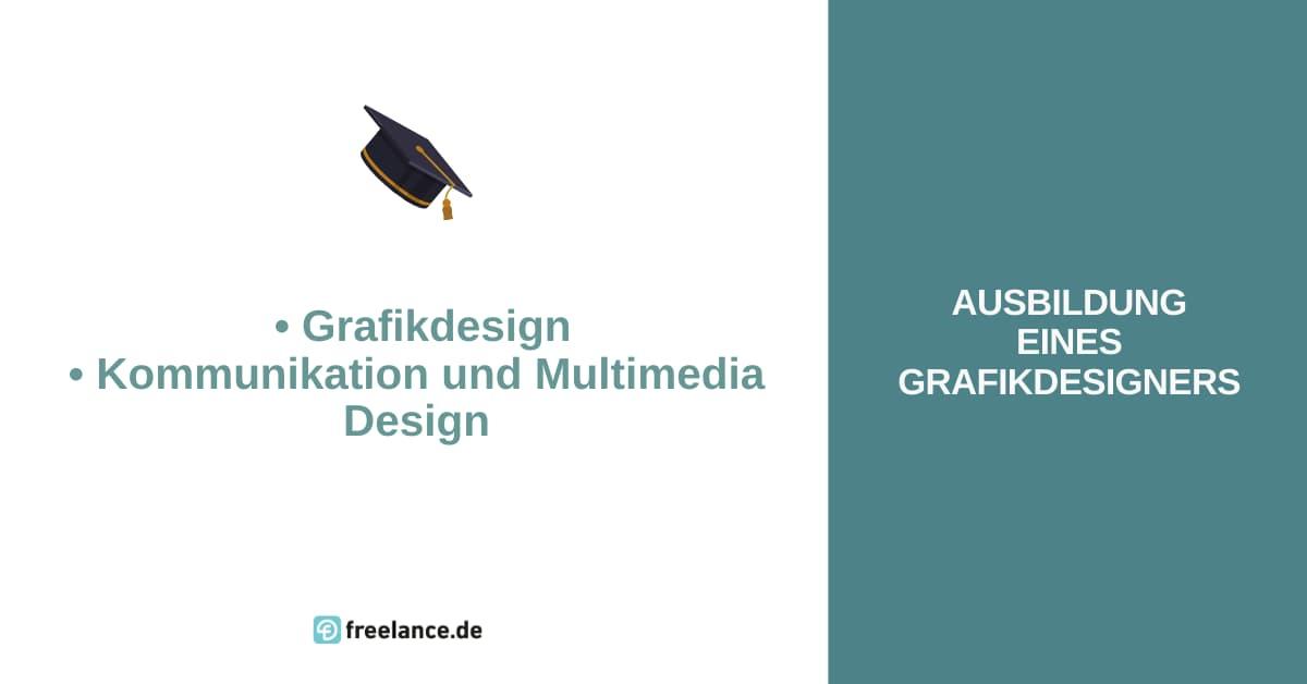 ausbildung grafikdesigners
