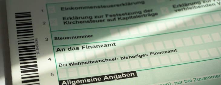 Freelancer Steuererklärung