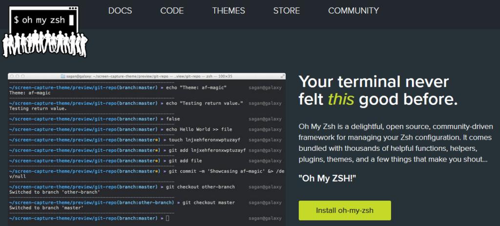 Open Source Framework