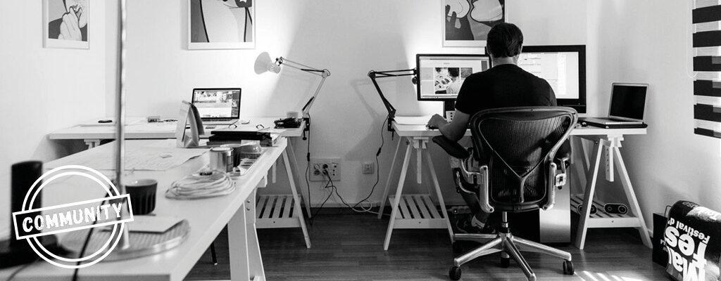 Mietbüro vs. Home-Office als Freelancer
