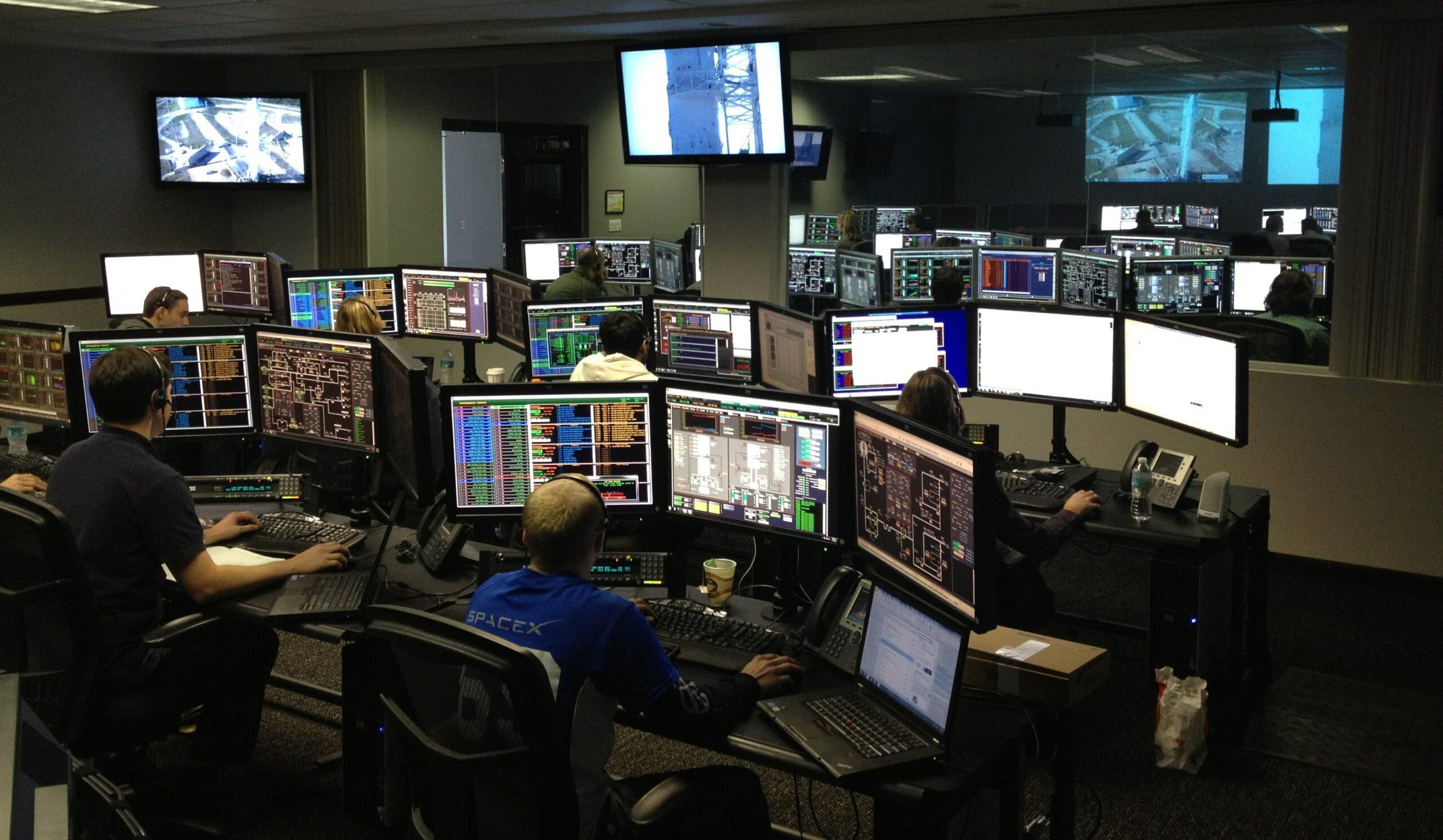 Arbeitsplatz des Azure Engineer