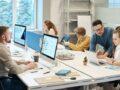 Digitalisierung verändert die Arbeit und bringt ag...